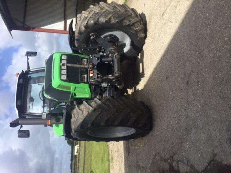 Traktor a típus Deutz-Fahr x720, Gebrauchtmaschine ekkor: les hayons (Kép 1)