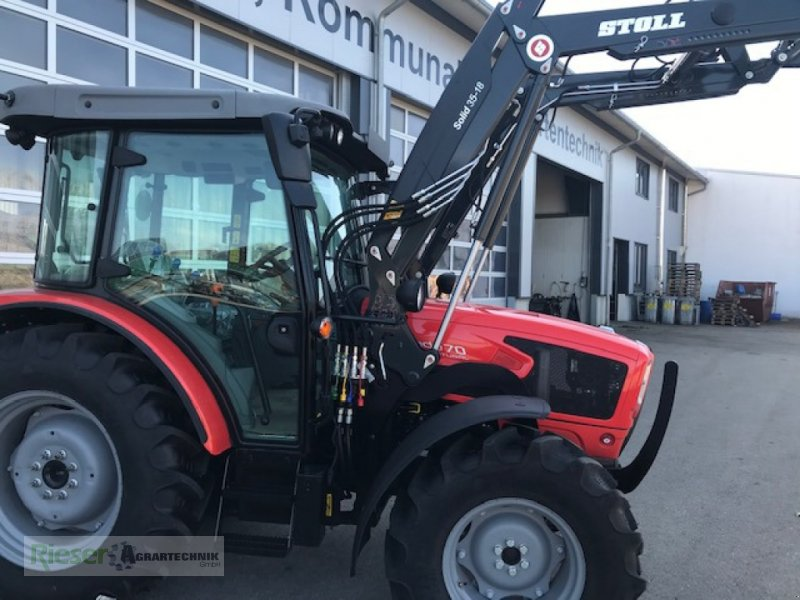 Traktor des Typs Deutz / Same 5070 / Dorado 70 Natural, Neumaschine in Nördlingen (Bild 1)