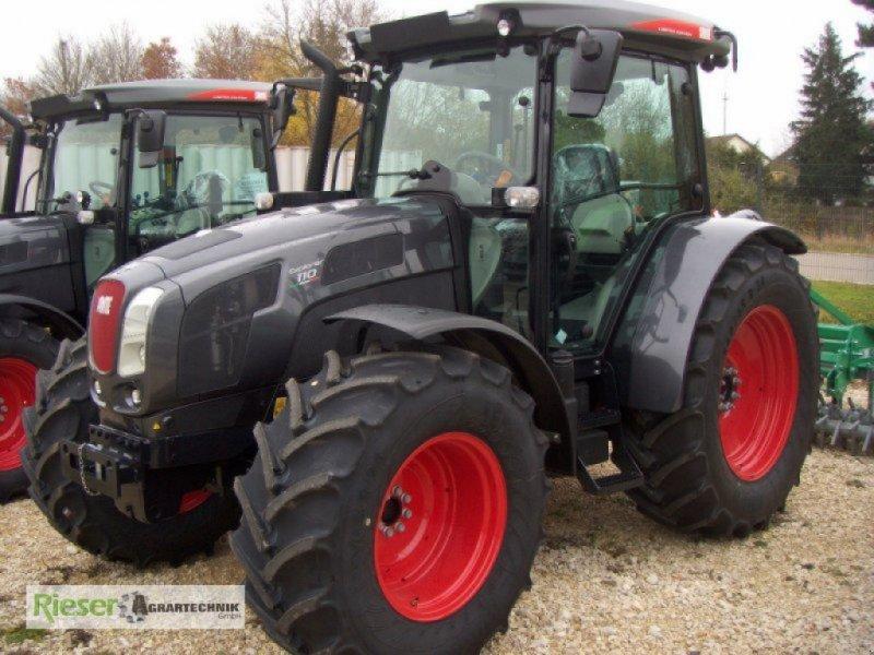 """Traktor des Typs Deutz-Same Explorer 110 GS """"Sondermodell"""", Neumaschine in Nördlingen (Bild 2)"""