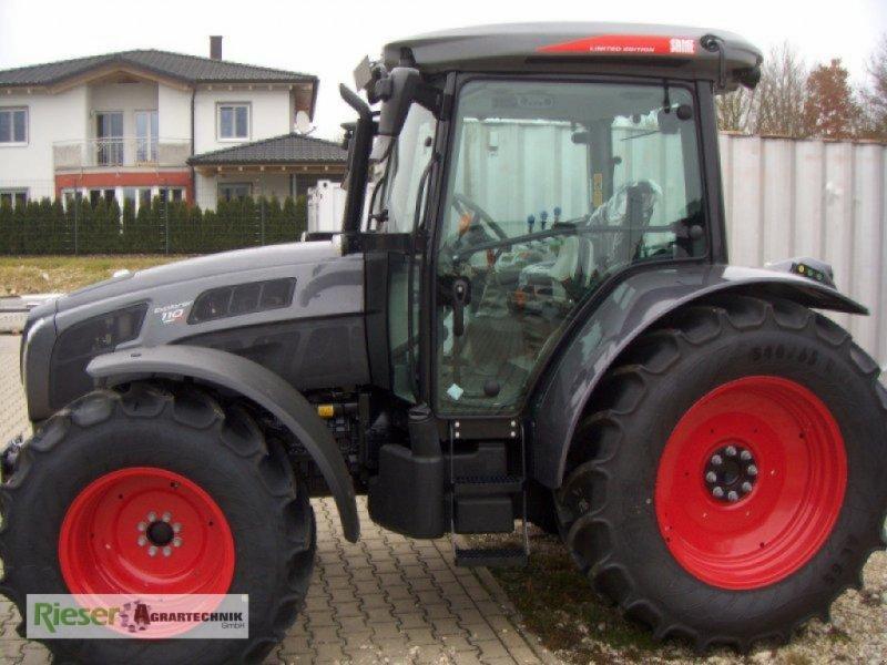 """Traktor des Typs Deutz-Same Explorer 110 GS """"Sondermodell"""", Neumaschine in Nördlingen (Bild 3)"""