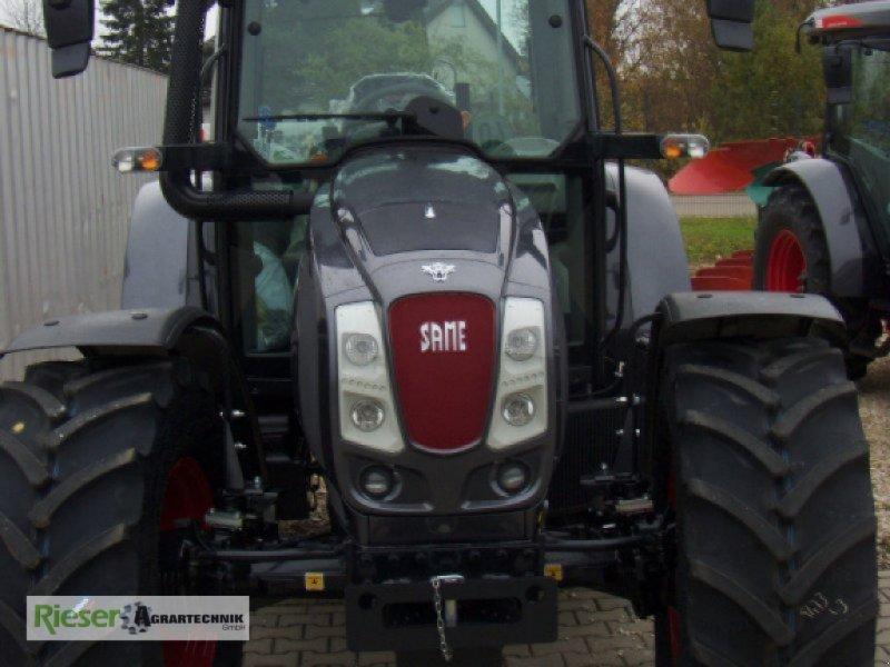 """Traktor des Typs Deutz-Same Explorer 110 GS """"Sondermodell"""", Neumaschine in Nördlingen (Bild 4)"""