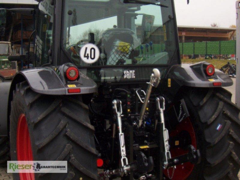 """Traktor des Typs Deutz-Same Explorer 110 GS """"Sondermodell"""", Neumaschine in Nördlingen (Bild 7)"""