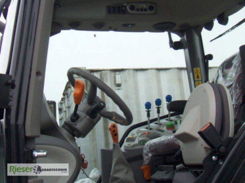 """Traktor des Typs Deutz-Same Explorer 110 GS """"Sondermodell"""", Neumaschine in Nördlingen (Bild 10)"""