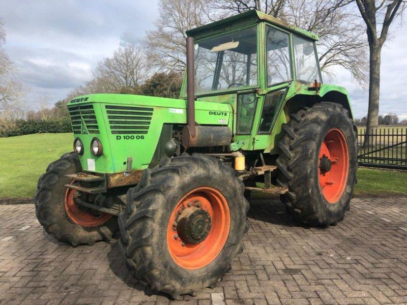 Traktor типа Deutz 10006, Gebrauchtmaschine в Vriezenveen (Фотография 1)