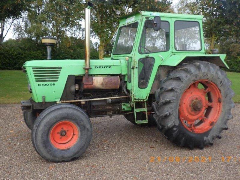 Traktor типа Deutz 10006, Gebrauchtmaschine в Ringsted (Фотография 1)