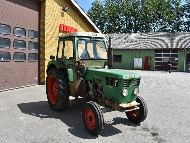 Traktor типа Deutz 4006, Gebrauchtmaschine в Grindsted (Фотография 5)