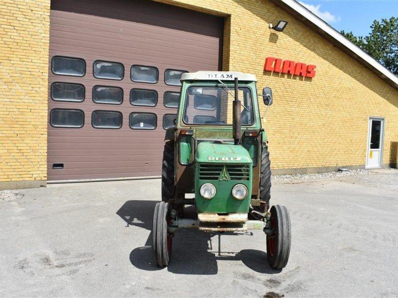 Traktor типа Deutz 4006, Gebrauchtmaschine в Grindsted (Фотография 6)