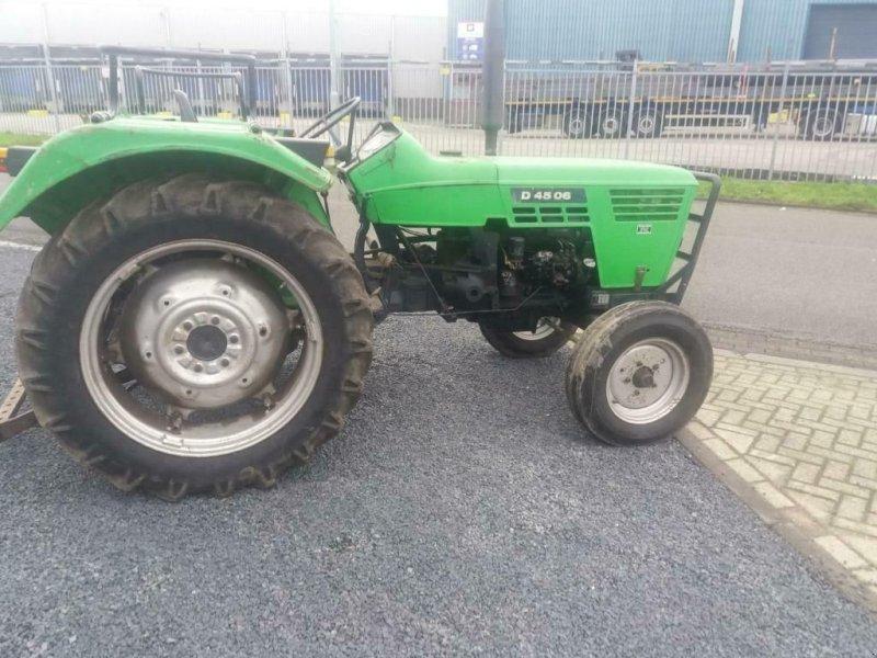 Traktor типа Deutz 4506, Gebrauchtmaschine в breda (Фотография 1)