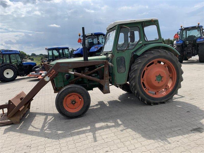 Traktor типа Deutz 5005 SAMLEROBJEKT!, Gebrauchtmaschine в Aalestrup (Фотография 3)