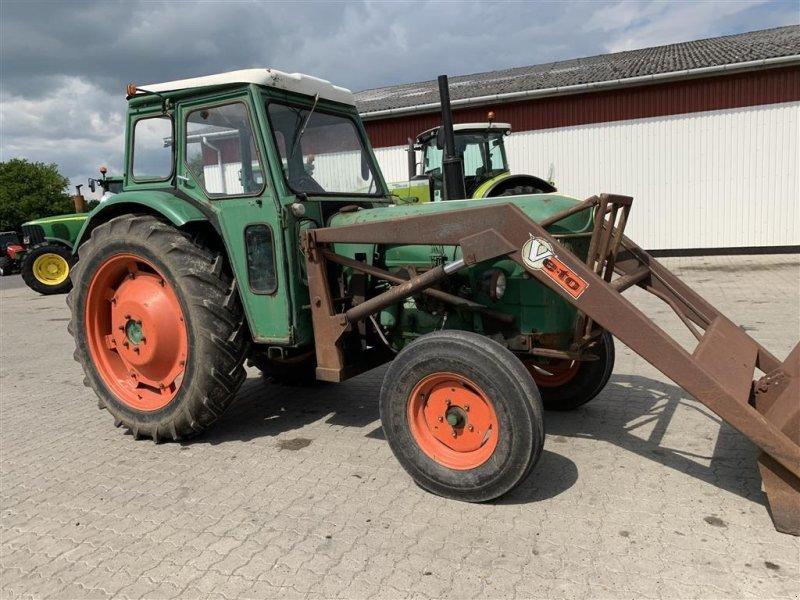 Traktor типа Deutz 5005 SAMLEROBJEKT!, Gebrauchtmaschine в Aalestrup (Фотография 8)