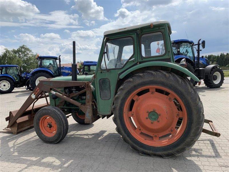 Traktor типа Deutz 5005 SAMLEROBJEKT!, Gebrauchtmaschine в Aalestrup (Фотография 6)