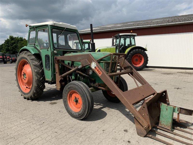 Traktor типа Deutz 5005 SAMLEROBJEKT!, Gebrauchtmaschine в Aalestrup (Фотография 1)