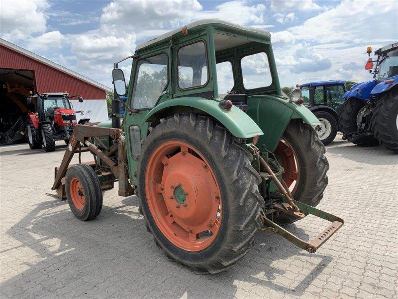 Traktor типа Deutz 5005 SAMLEROBJEKT!, Gebrauchtmaschine в Aalestrup (Фотография 7)