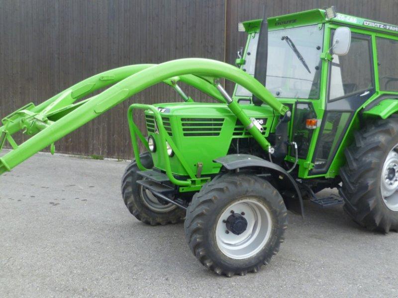 Traktor typu Deutz 5206 Allrad mit Baas Frontlader Topzustand, Gebrauchtmaschine w Eggenthal (Zdjęcie 1)
