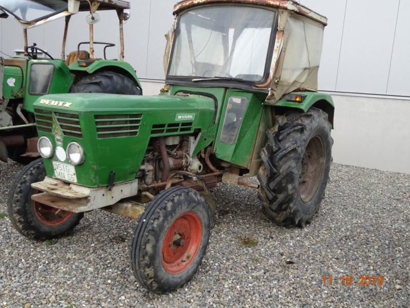 Traktor del tipo Deutz 5506, Gebrauchtmaschine en Ertingen (Imagen 2)