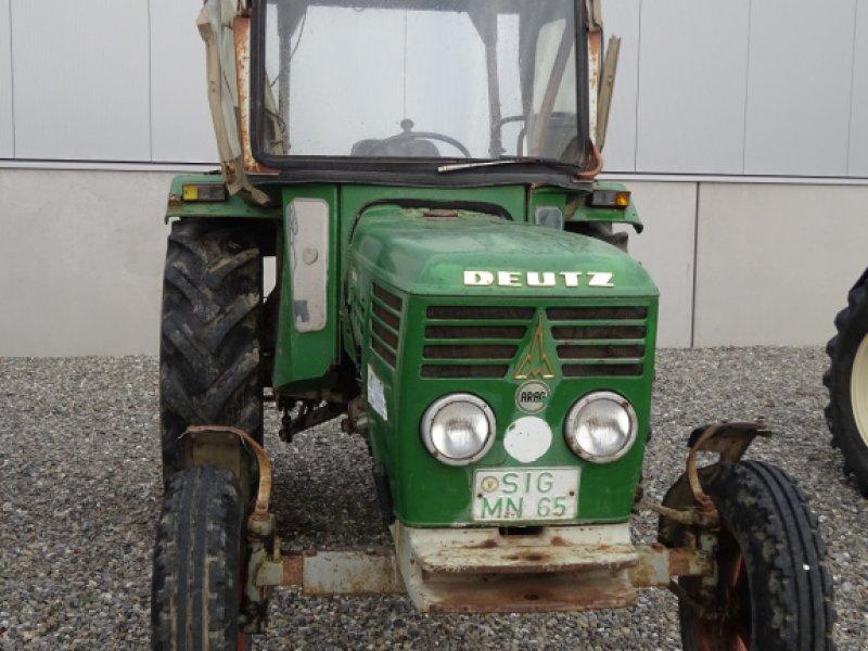 Traktor del tipo Deutz 5506, Gebrauchtmaschine en Ertingen (Imagen 1)