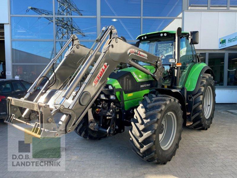 Traktor типа Deutz 6180 P Agrotron, Gebrauchtmaschine в Regensburg (Фотография 1)