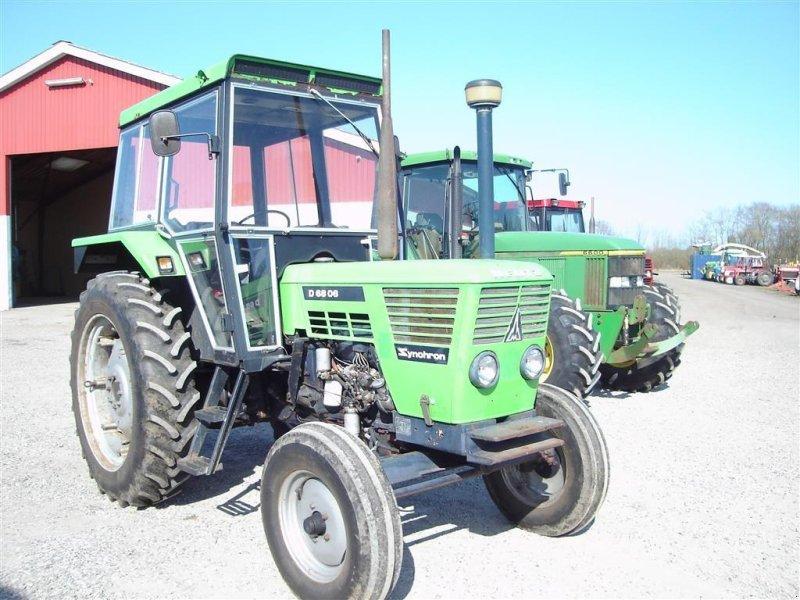 Traktor typu Deutz 6806 Zynchron, Gebrauchtmaschine w Ejstrupholm (Zdjęcie 1)
