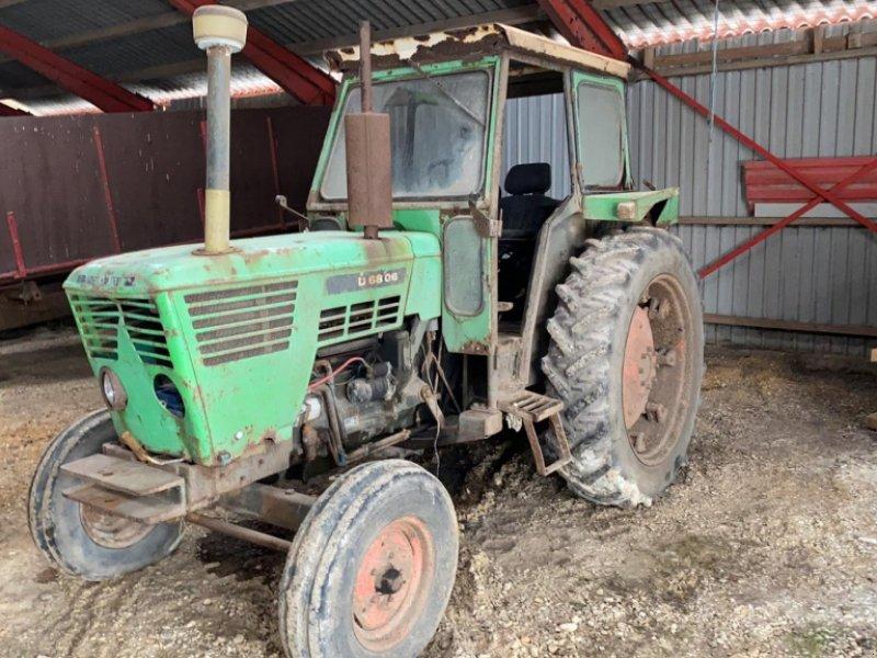 Traktor типа Deutz 6806, Gebrauchtmaschine в Thisted (Фотография 1)