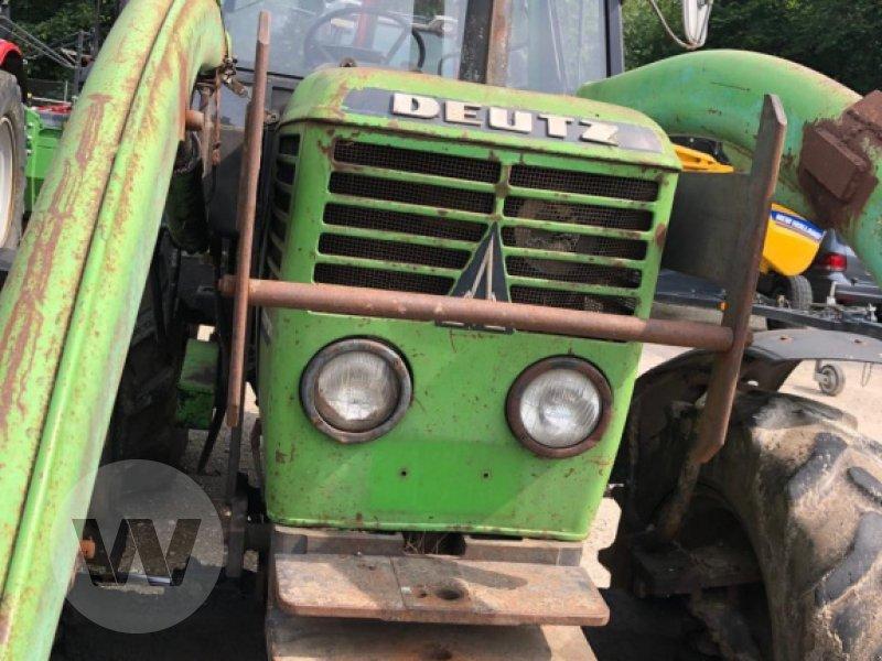 Traktor des Typs Deutz 6806, Gebrauchtmaschine in Husum (Bild 10)