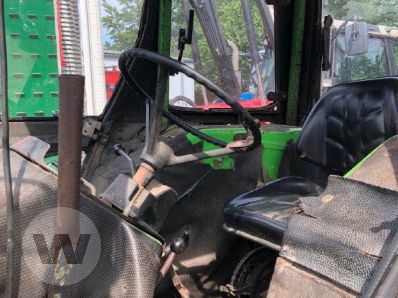 Traktor des Typs Deutz 6806, Gebrauchtmaschine in Husum (Bild 8)