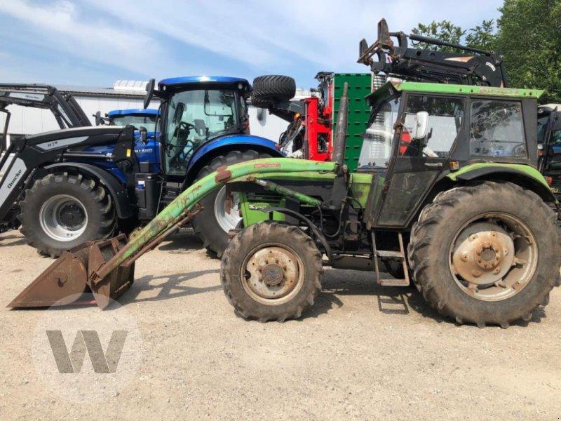 Traktor des Typs Deutz 6806, Gebrauchtmaschine in Husum (Bild 13)