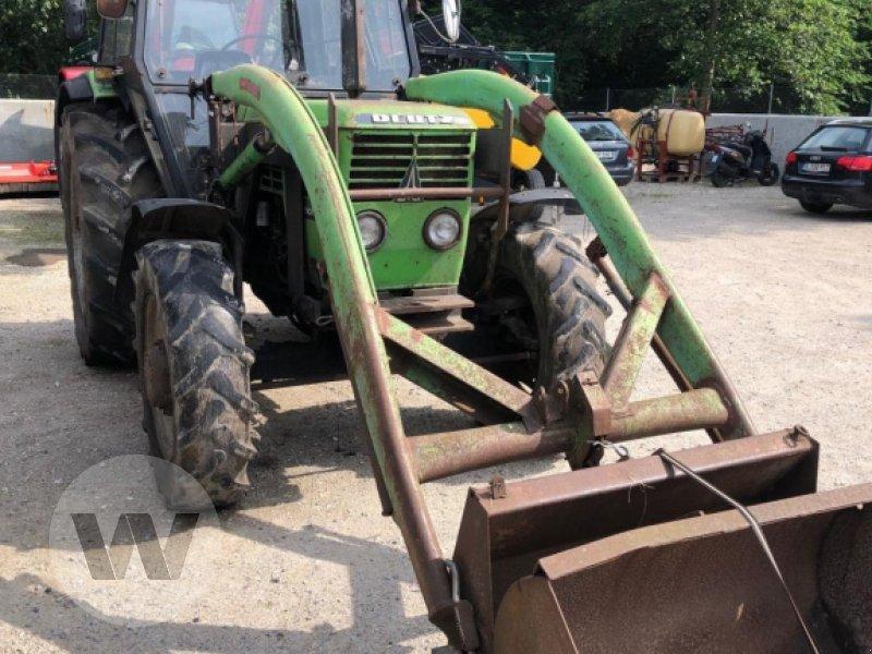 Traktor des Typs Deutz 6806, Gebrauchtmaschine in Husum (Bild 6)