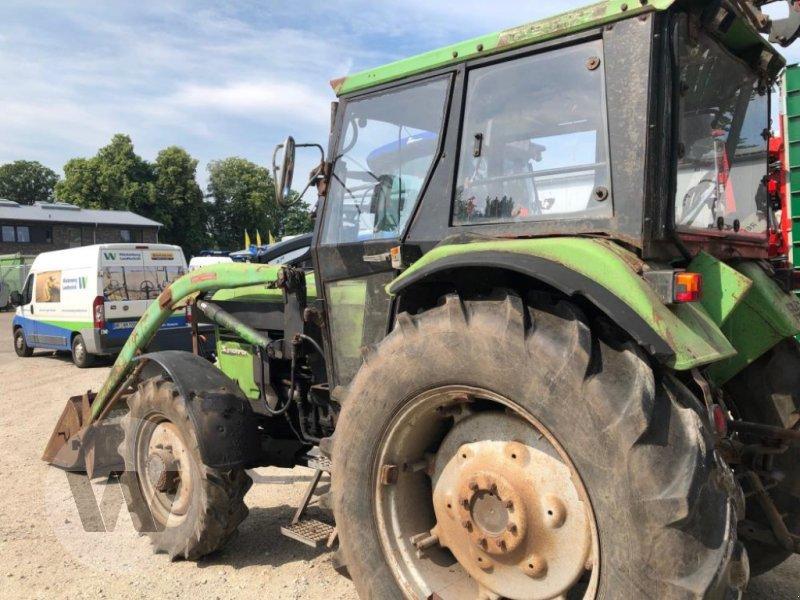 Traktor des Typs Deutz 6806, Gebrauchtmaschine in Husum (Bild 1)