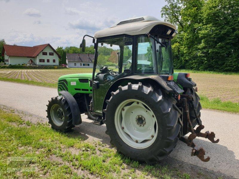 Traktor typu Deutz Agrocompact 80, Gebrauchtmaschine w Deutsch - Goritz (Zdjęcie 1)