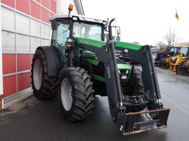 Traktor des Typs Deutz Agrofarm 430 Profiline, Gebrauchtmaschine in Hobro (Bild 1)