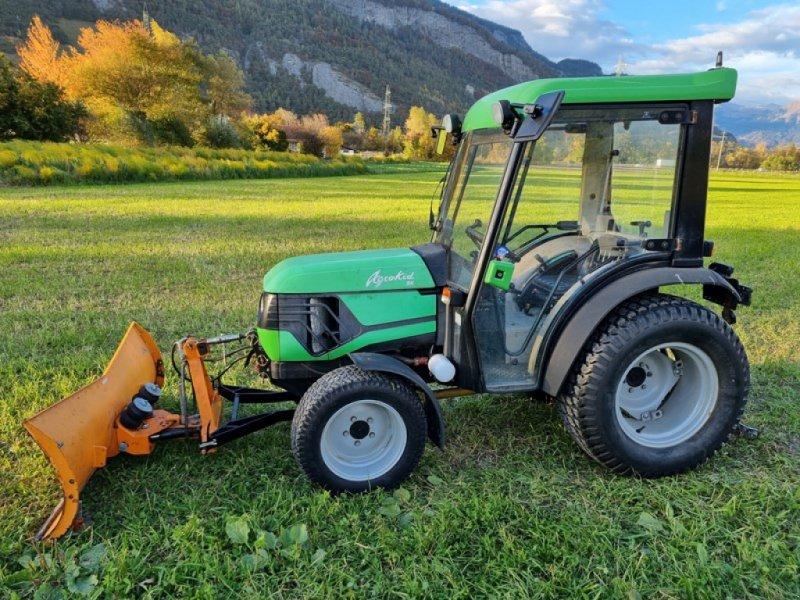 Traktor типа Deutz Agrokit 25 D01S Kommunaltraktor, Gebrauchtmaschine в Chur (Фотография 1)