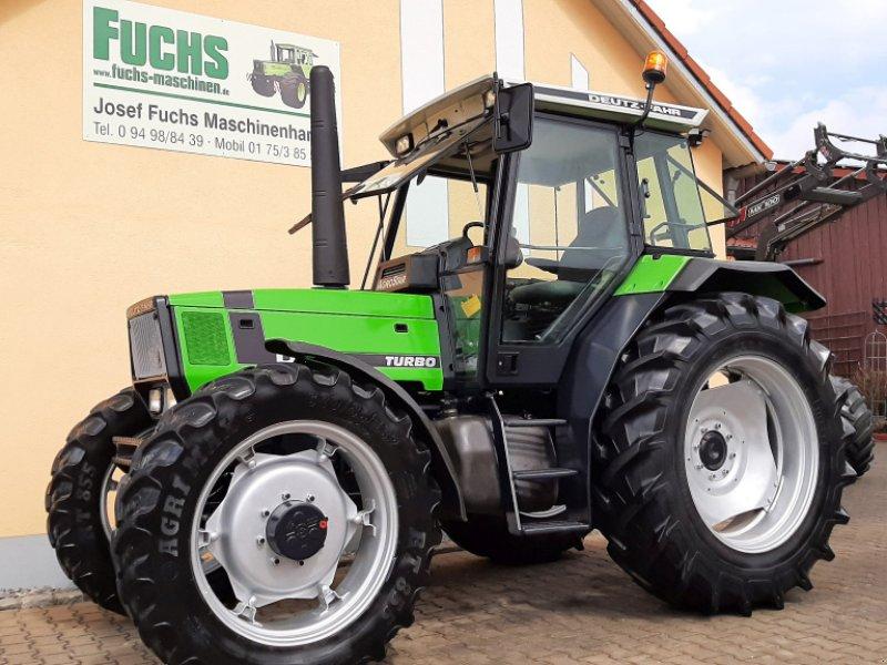 Traktor typu Deutz AgroStar DX 4.61 turbo, Gebrauchtmaschine w Laaber (Zdjęcie 1)