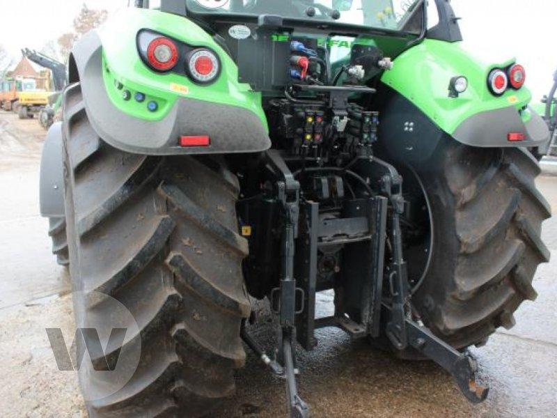 Traktor des Typs Deutz AGROTRON 6155 TTV, Neumaschine in Börm (Bild 2)