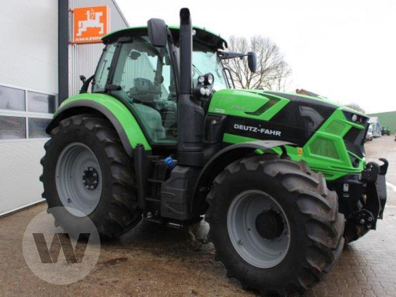 Traktor des Typs Deutz AGROTRON 6155 TTV, Neumaschine in Börm (Bild 3)