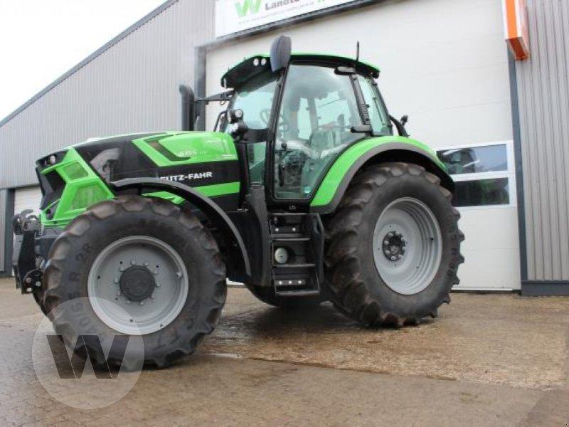 Traktor des Typs Deutz AGROTRON 6155 TTV, Neumaschine in Börm (Bild 4)