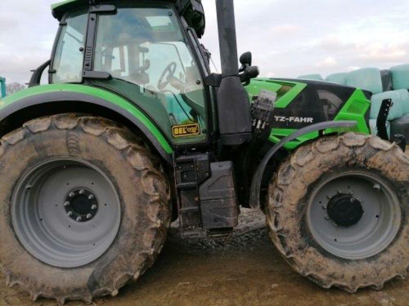 Traktor типа Deutz agrotron 6165, Gebrauchtmaschine в PASSAIS LA CONCEPTION (Фотография 1)