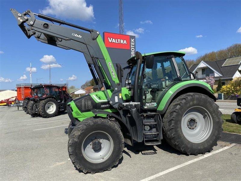Traktor typu Deutz Agrotron 6180 TTV, Gebrauchtmaschine w Hobro (Zdjęcie 1)
