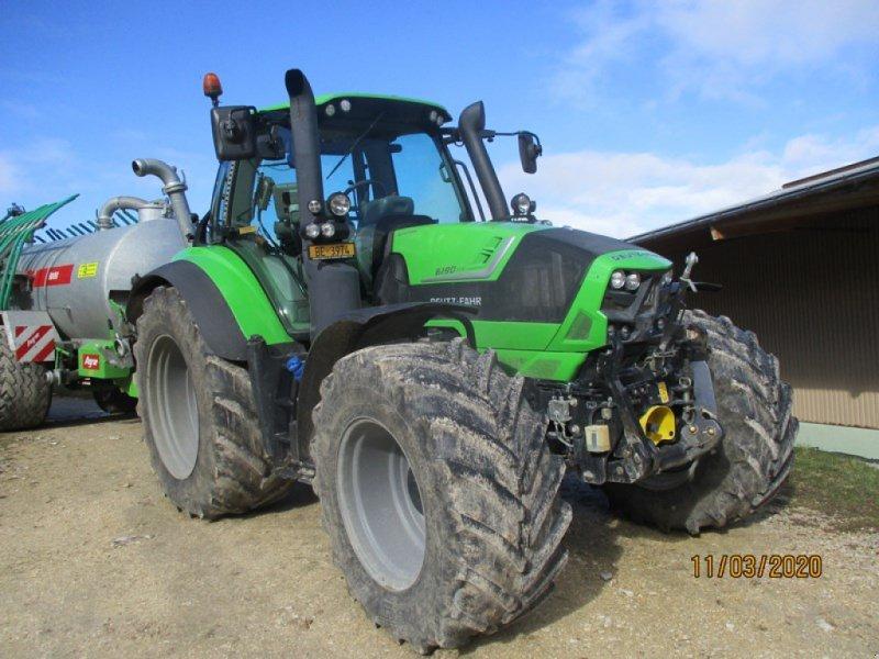 Traktor типа Deutz Agrotron 6190 TTV, Gebrauchtmaschine в Lengnau (Фотография 1)