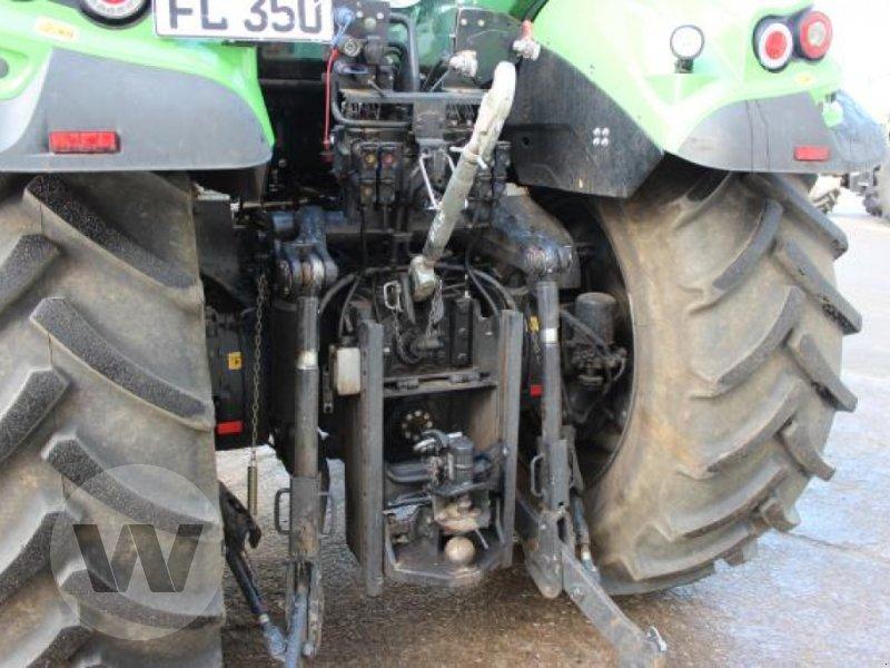 Traktor des Typs Deutz AGROTRON 6205, Neumaschine in Börm (Bild 2)