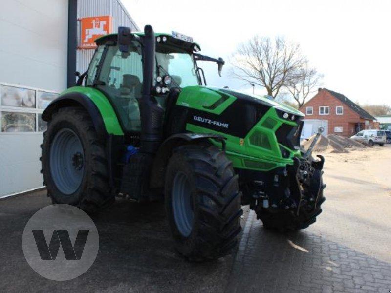 Traktor des Typs Deutz AGROTRON 6205, Neumaschine in Börm (Bild 3)