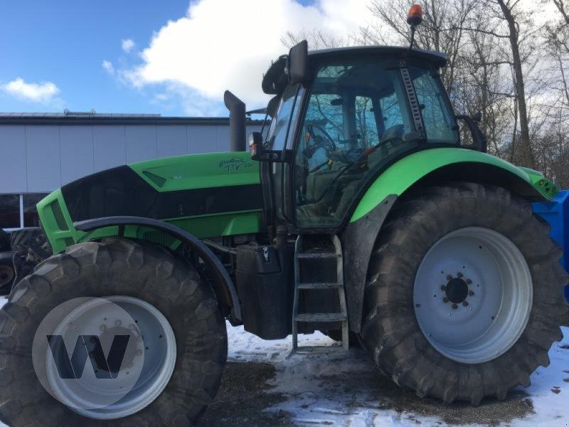 Traktor des Typs Deutz AGROTRON 630 TTV, Gebrauchtmaschine in Husum (Bild 1)