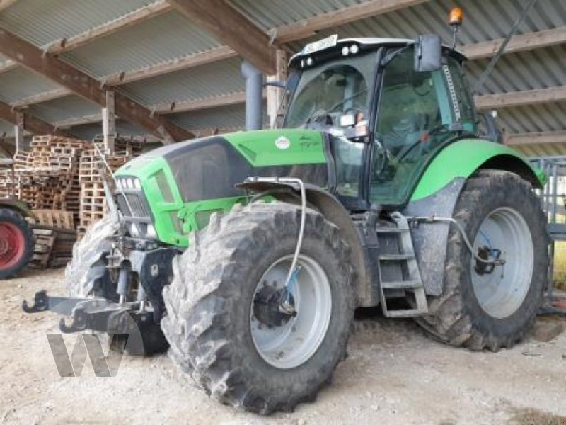 Traktor des Typs Deutz AGROTRON 630 TTV, Gebrauchtmaschine in Börm (Bild 1)