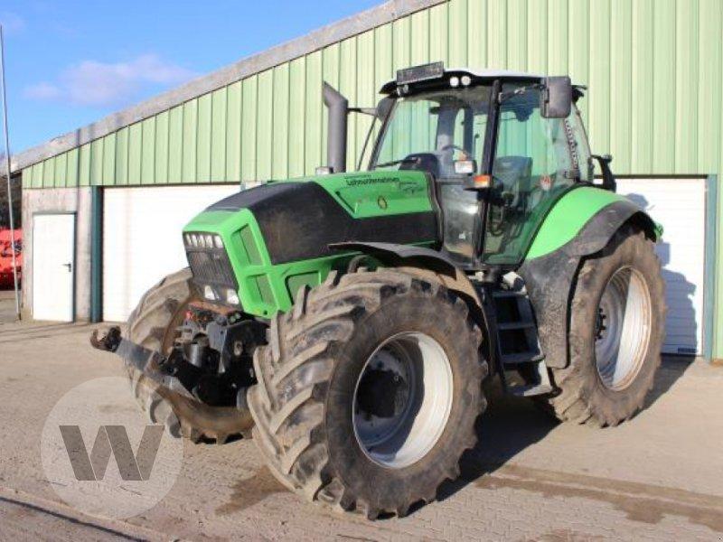 Traktor типа Deutz AGROTRON 630 TTV, Gebrauchtmaschine в Börm (Фотография 1)