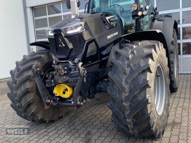 Traktor типа Deutz Agrotron 7250 TTV, Gebrauchtmaschine в Bad Neustadt a.d. Saale (Фотография 1)