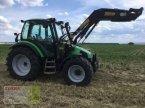 Traktor des Typs Deutz Agrotron 85 in Werneck