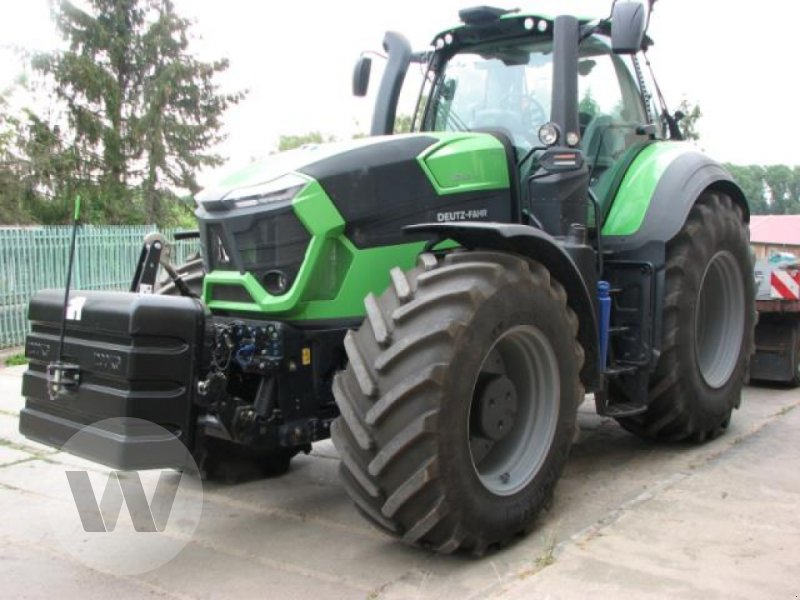 Traktor des Typs Deutz AGROTRON 9340 TTV, Gebrauchtmaschine in Dedelow (Bild 1)
