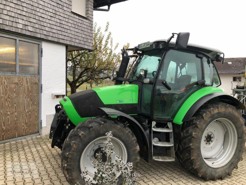Traktor of the type Deutz Agrotron K 420, Gebrauchtmaschine in Petting (Picture 1)