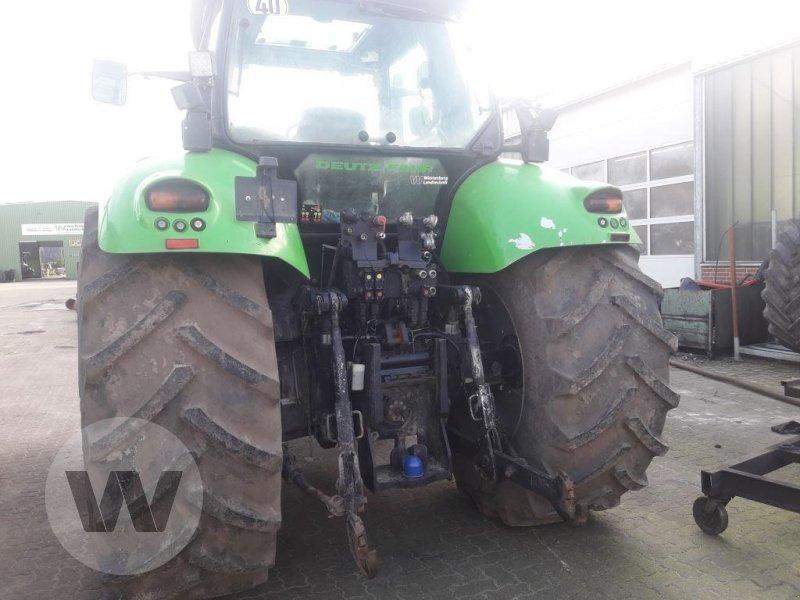 Traktor des Typs Deutz AGROTRON M 650, Gebrauchtmaschine in Niebüll (Bild 2)