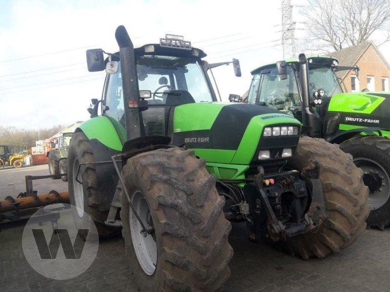 Traktor des Typs Deutz AGROTRON M 650, Gebrauchtmaschine in Niebüll (Bild 1)