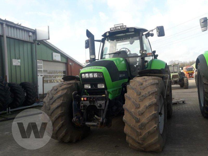 Traktor des Typs Deutz AGROTRON M 650, Gebrauchtmaschine in Niebüll (Bild 5)